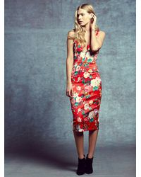 Free People | Multicolor Dylan Dress | Lyst