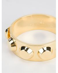 Reed Krakoff | Metallic 'Bionic' Bangle | Lyst