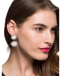 BaubleBar - Blue Airborne Drop Earrings - Lyst