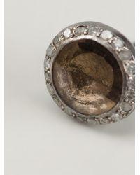 Rosa Maria | Metallic 'Boberil' Earrings | Lyst
