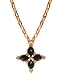 Gerard Yosca | Metallic Star Pendant Necklace | Lyst