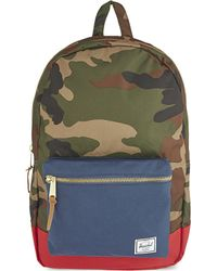Herschel Supply Co. | Green Settlement Backpack for Men | Lyst