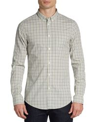 Ben Sherman - Multicolor Slim-fit Plaid Sportshirt for Men - Lyst