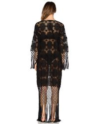 Lisa Maree - Black Lucid Love Robe - Lyst