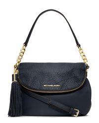 MICHAEL Michael Kors | Blue Medium Weston Convertible Shoulder Bag | Lyst