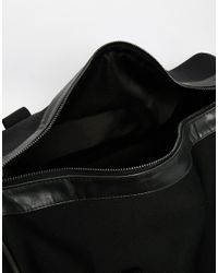 ASOS | Hybrid Holdall Backpack In Black | Lyst