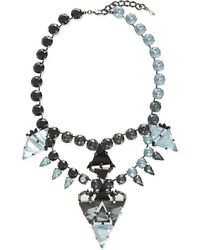 Erickson Beamon | Multicolor All That Jazz Necklace | Lyst