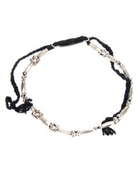 Paul Smith | Metallic Beaded Bracelet | Lyst