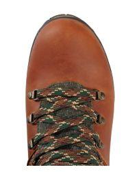 Napapijri | Brown Combat Boots for Men | Lyst