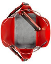 Dooney & Bourke   Black Large Serena Drawstring Bag   Lyst
