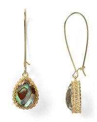 Kendra Scott - Multicolor Shelly Drop Earrings - Lyst