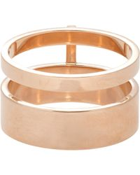 Repossi - Pink Berbere Module Ring - Lyst