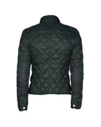 Kilt Heritage - Green Down Jacket - Lyst