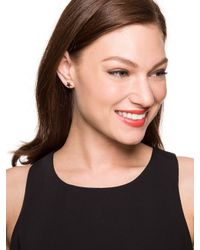 BaubleBar - Metallic Mini Icon Stud Set - Lyst
