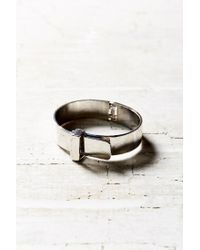 Urban Outfitters | Metallic Favorite Buckle Bracelet | Lyst