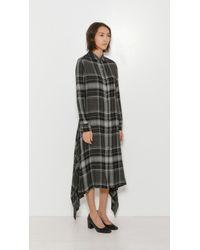 Public School - Black Alice Runway Dress - Lyst