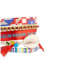 Hipanema | Red Funk Friendship Bracelet | Lyst