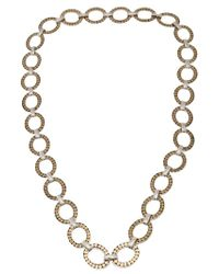 Kathy Kamei - Multicolor 'couture' Long Necklace - Lyst