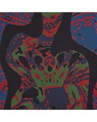 M Missoni - Multicolor Women'S Swirl Jacquard Dress - Lyst