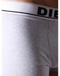 DIESEL - Gray Umbx-shawnthreepack for Men - Lyst