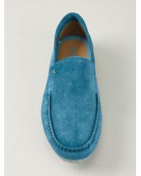 KENZO - Blue Angel Loafers for Men - Lyst