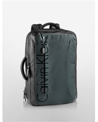 Calvin Klein | Green Jeans Logan Convertible Backpack for Men | Lyst