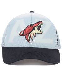 Reebok | White Arizona Coyotes Nhl 2014 Draft Cap for Men | Lyst