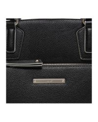 Nine West | Black Zip N Go Tote Handbag | Lyst