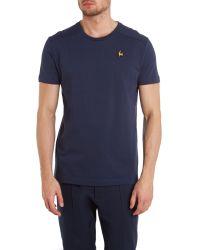 Le Coq Sportif | Blue Coq D`or Palastre Short Sleeve T-shirt for Men | Lyst