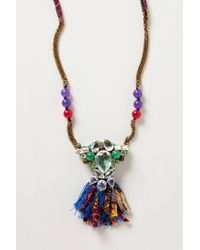 Rada' | Metallic Necklace | Lyst