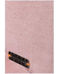 BOSS Orange | Purple Sweatshirt 'talomas' In A Cotton Blend | Lyst