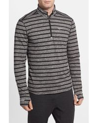 Nike | Black 'element' Dri-fit Half Zip Running Pullover for Men | Lyst