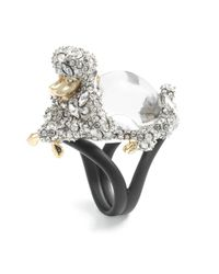 Alexis Bittar | Black Jelly Belly Poodle Cocktail Ring You Might Also Like | Lyst