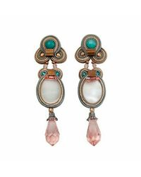 Dori Csengeri | Multicolor Muse Earrings | Lyst