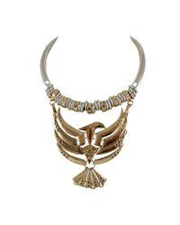 Ziba | Metallic Signature Elodie Necklace | Lyst