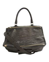Givenchy | Black Medium Pandora Bag | Lyst