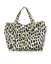 Marc By Marc Jacobs | Multicolor Franny Animal-print Pvc Tote | Lyst