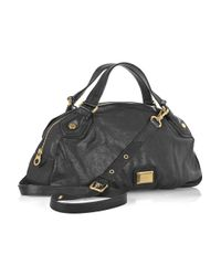 Marc By Marc Jacobs | Black Catherine Leather Tote | Lyst