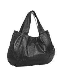 Beirn | Black Snakeskin Erica East/west Tote | Lyst