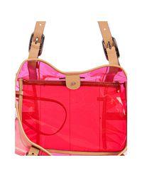 Tod's - Red Gummy G-bag Medium Shopping Tote - Lyst