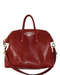 Givenchy | Red Large Antigona Top Handle | Lyst