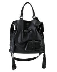 Lancel - Black Premier Flirt Flat Bucket Shoulder Bag - Lyst