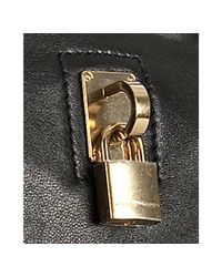 Marc Jacobs - Black Paradise Gold Studded Rio Top Handle - Lyst