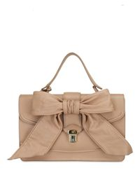 Villador | Natural Bow Satchel | Lyst