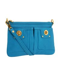 Marc By Marc Jacobs | Blue Totally Turnlock Percy | Lyst