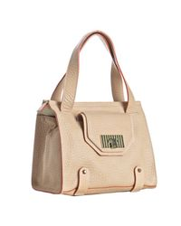 Chloé - Natural Beige Calfskin Sally Tote - Lyst