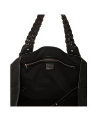 Gucci - Black Gg Canvas Large Pelham Shoulder Bag - Lyst