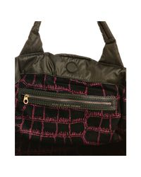 Marc By Marc Jacobs - Brown Newsprint Nylon Q Mabel Tote Bag - Lyst
