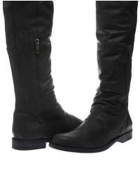 LD Tuttle | Black The Shaper Thigh High Boots | Lyst
