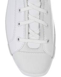 Y-3   White Kimpu High-top Sneakers   Lyst